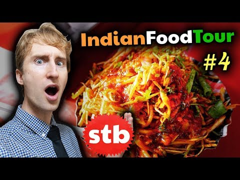 AMAZING Indian STREET FOOD TOUR #4 in Mumbai, India // List of Top 10 BEST Street Foods & Curry