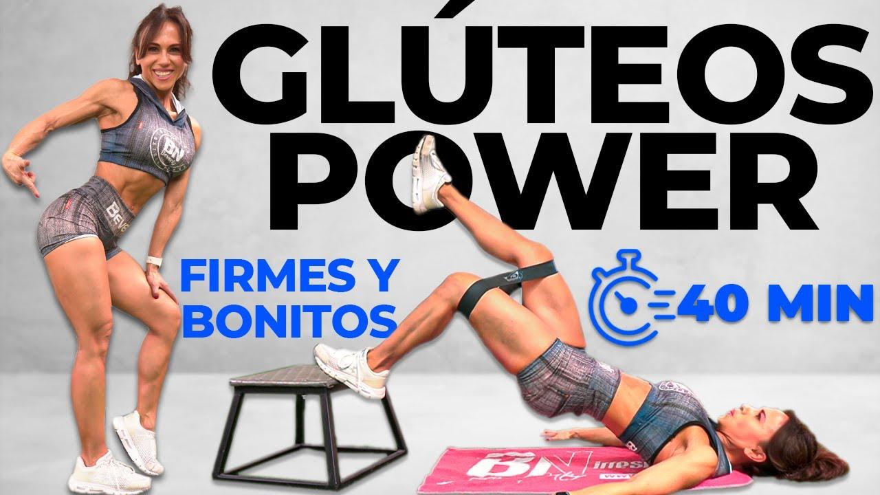 GLÚTEOS POWER - Rutina para Glúteos Firmes y Bonitos