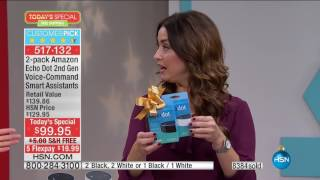 HSN | Carrie Smith's Holiday Host Picks 10.15.2016 - 07 AM