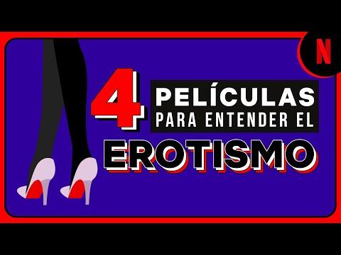 Cuatro películas que nos explican el erotismo