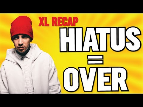 THE HIATUS = OVER ! Here's everything that happened (so far) ft. Gingersheep (Twenty One Pilots)