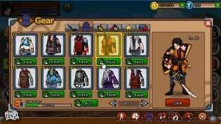 Ninja Saga Clan Rewards Season 49  [One Blood Ninjas]