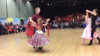 noelia dancing the foxtrot at manchester comps april 2017