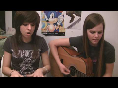 """Christina And Tiffany Singing """"Break Your Heart"""" By Taio Cruz - Christina Grimmie"""