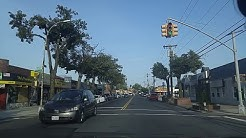 Driving by Cambria Heights Queens,New York