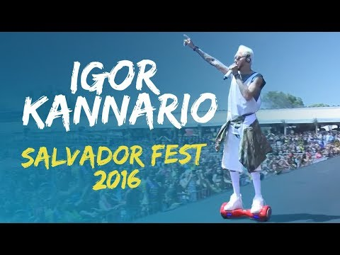Show completo - Igor Kannário - Salvador Fest 2016