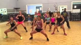 Baila Como Yo District 78 Artist Zumba Fitness Routine