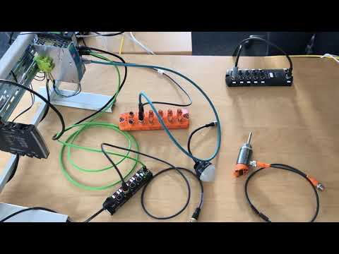 CloudRail.Box Demo with Multiple Sensors and IO-Modules
