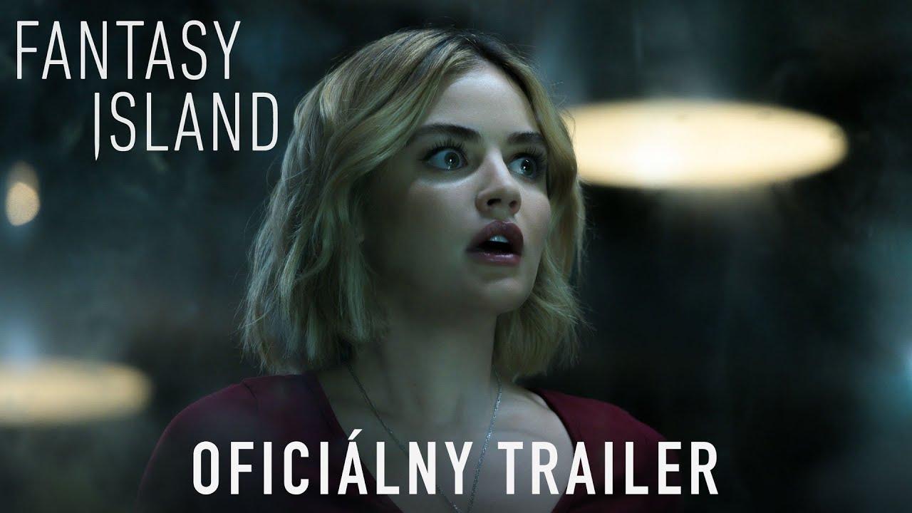FANTASY ISLAND (trailer) - nový horor od 27. februára v kinách