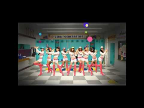 SNSD - Oh! English Version