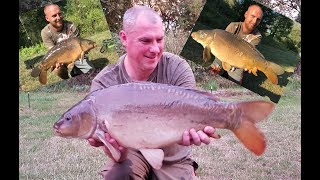 Ep158 -  Broadlands Lake 48hrs Carp Fishing