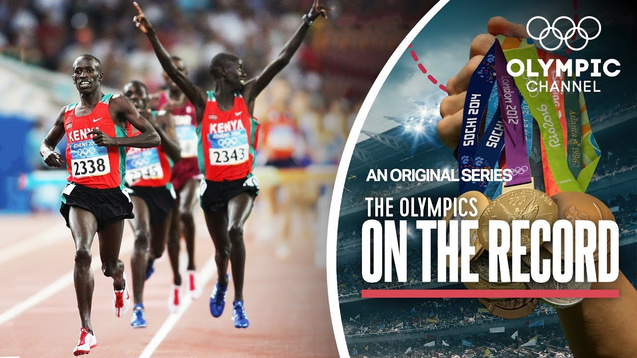 Kenyas unmatched Steeplechase Record | The Olympics On The Record