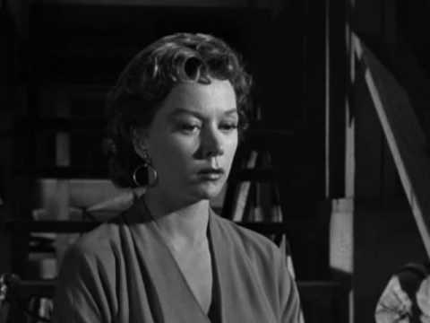 "HUMAN DESIRES (1954) Clip - ""Burn the Letter"" - Columbia Pictures Film Noir Classics II"