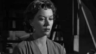 "HUMAN DESIRES (1954) Clip - ""Burn the Letter"" - Columbia Pictures Film Noir Classics II"