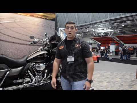 2017 Harley-Davidson Milwaukee 8, 107 Engine