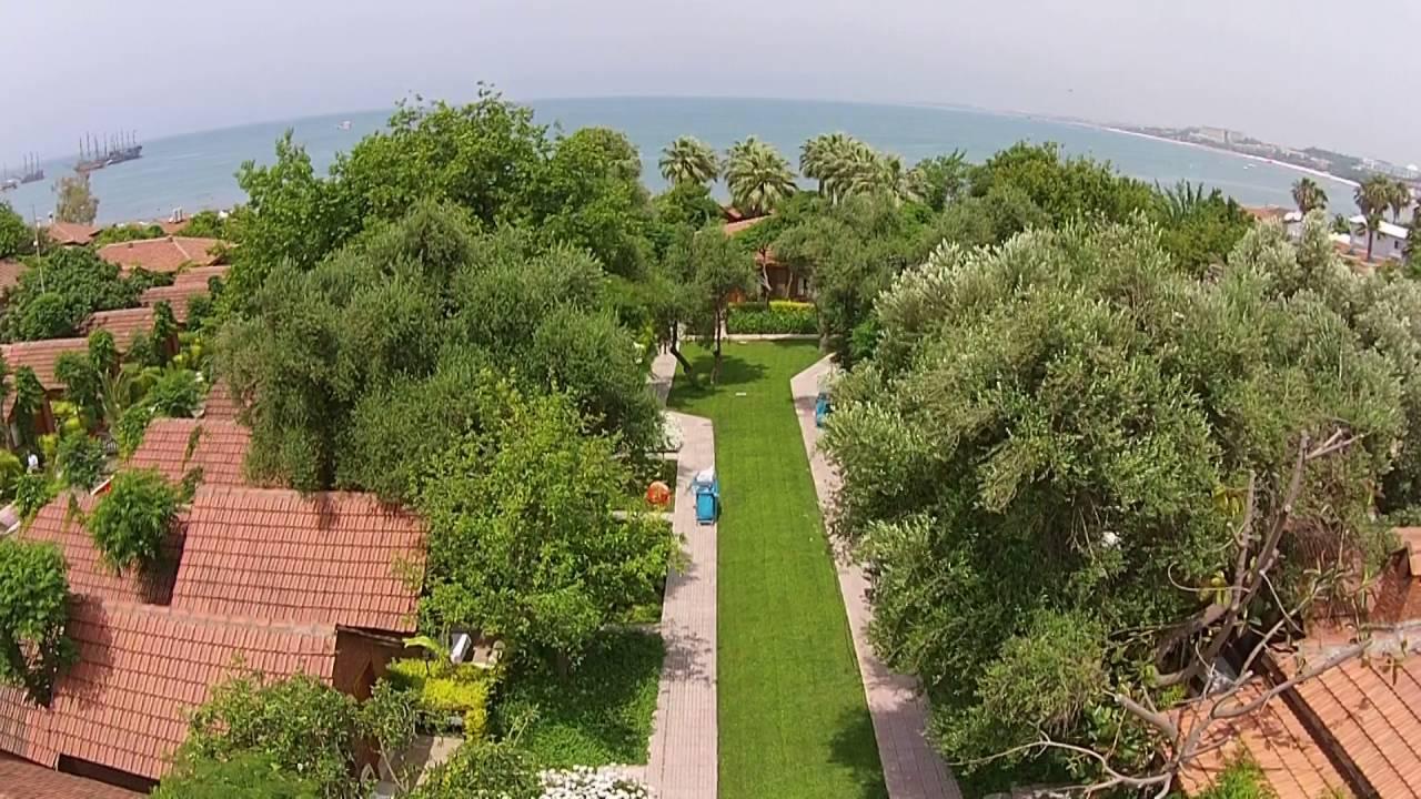 Can Garden Beach Hotel - YouTube