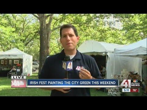 Irish Fest in Kansas City