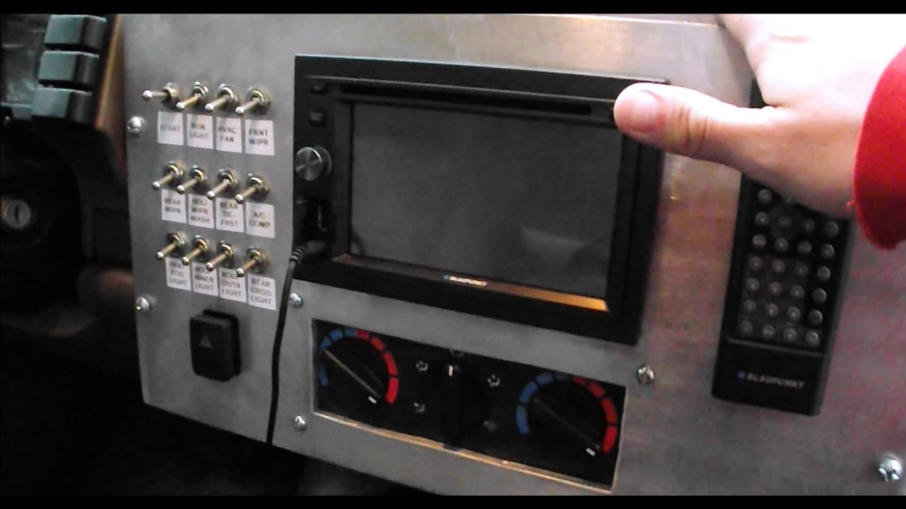 Land Rover Aftermarket Radio Install Issues SOLVED YouTube
