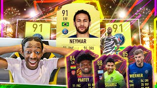YOU WON'T BELIEVE THESE PACKS! BIG OTW PACK OPENING!