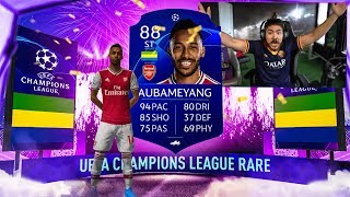 OMG I PACKED 2 UCL CARDS IN 1 PACK!! 200 SBC PACKS!! FIFA 20