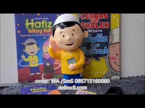 cara-penggunaan-hafiz-doll---hafiz-talking-doll---boneka-hafiz