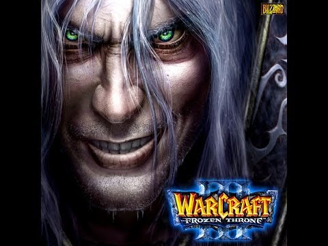 Lets Play Warcraft 3 Frozen Throne: Part 2: The Broken Isles (1/2) HD