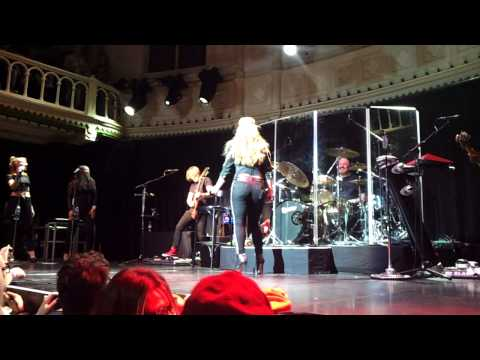 Anastacia - Sweet Child O' Mine Amsterdam Paradiso