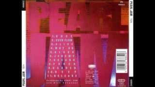 Pearl Jam Once lyrics