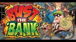 Bust the Bank BIG WIN - HUGE WIN - Casino Games from LIVE stream