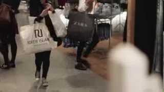 intu Lakeside student shopping night 2013