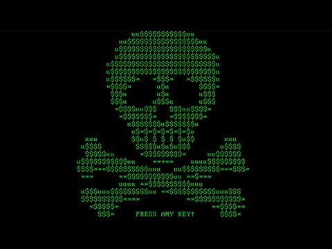 Beware The Flashing Skull | Petya Ransomware