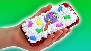 Easy Phone Crafts And Hacks | DIY Phone Cases | Popsocket Crafts | Craft Factory
