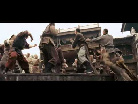 Fearless Jet Li 2006 Random Fighters Scene
