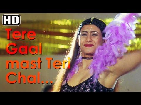 Teri Chal Mast - Qaidi Songs - Sonu Nigam...
