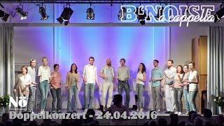 B'Noise - Nö @ Hamburg 2016 (Stefan Gwildis, a cappella)