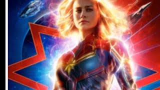 Captain Marvel 2019 Captain Marvel VS The Skrulls