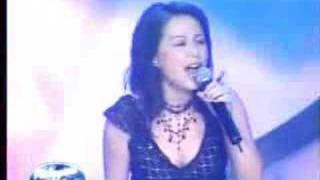 Suey Medina - Almost Over You (Philippine Idol)