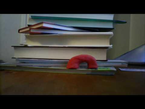 Levottomat jalat - Stop motion film