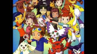 Digimon Tamers Full Japanese Opening