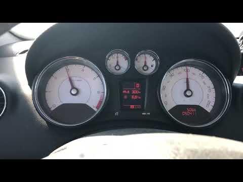 Peugeot 408, 1.6 turbo, 150л.с., 6АКПП, расход топлива на 130км/ч., 2012 года.