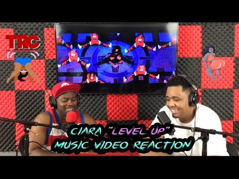 """Ciara """"Level Up"""" Music Video Reaction *KILLED THAT*"""
