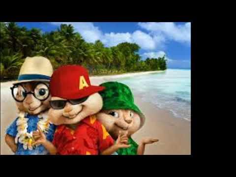 El loco mas loco cartel de Santa (Alvin y las Ardillas)