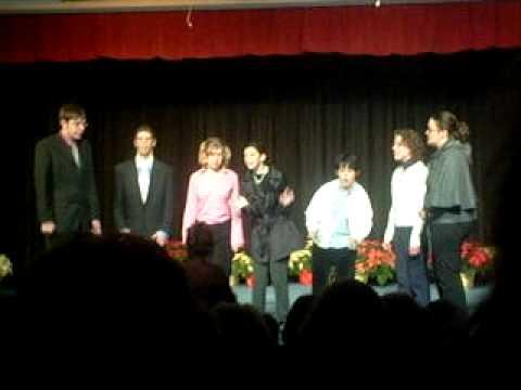 Bay Path College Winterfest 2008 - Berkshire Hills Music Academy Performance