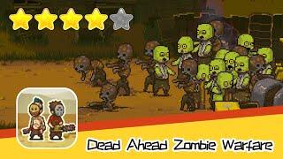 Dead Ahead: Zombie Warfare Challenge 03 Walkthrough Don't lose your brains