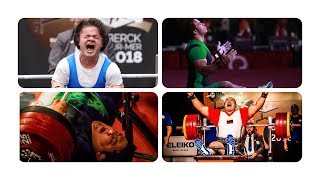 Best Powerlifter of 2018   Best of the Best   World Para Powerlifting