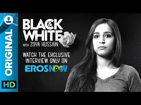 Catch Zoya Hussain on Black & White - The...