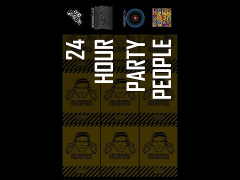 BJ's Movie Review - 24 Hour Party People (2002)