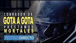 """Cobrador de """"gota a gota"""" revela secretos de este préstamo ilegal - Testigo Directo HD"""