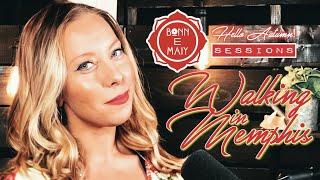 "Bonn E Maiy   Marc Cohn Cover (""Walking In Memphis"")"