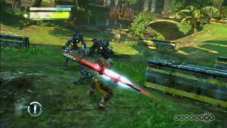 Enslaved: Odyssey to the West - Monkey Rules Gameplay Movie